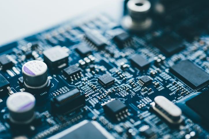 Afbeelding Circuit Board