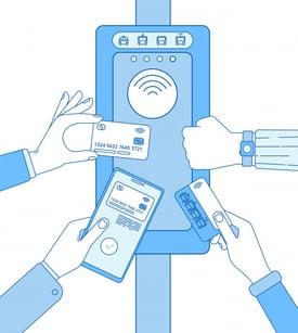 Afbeelding RFID