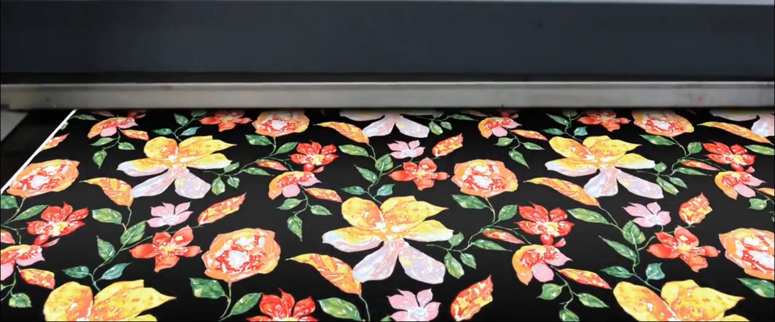 Digital textile printing design