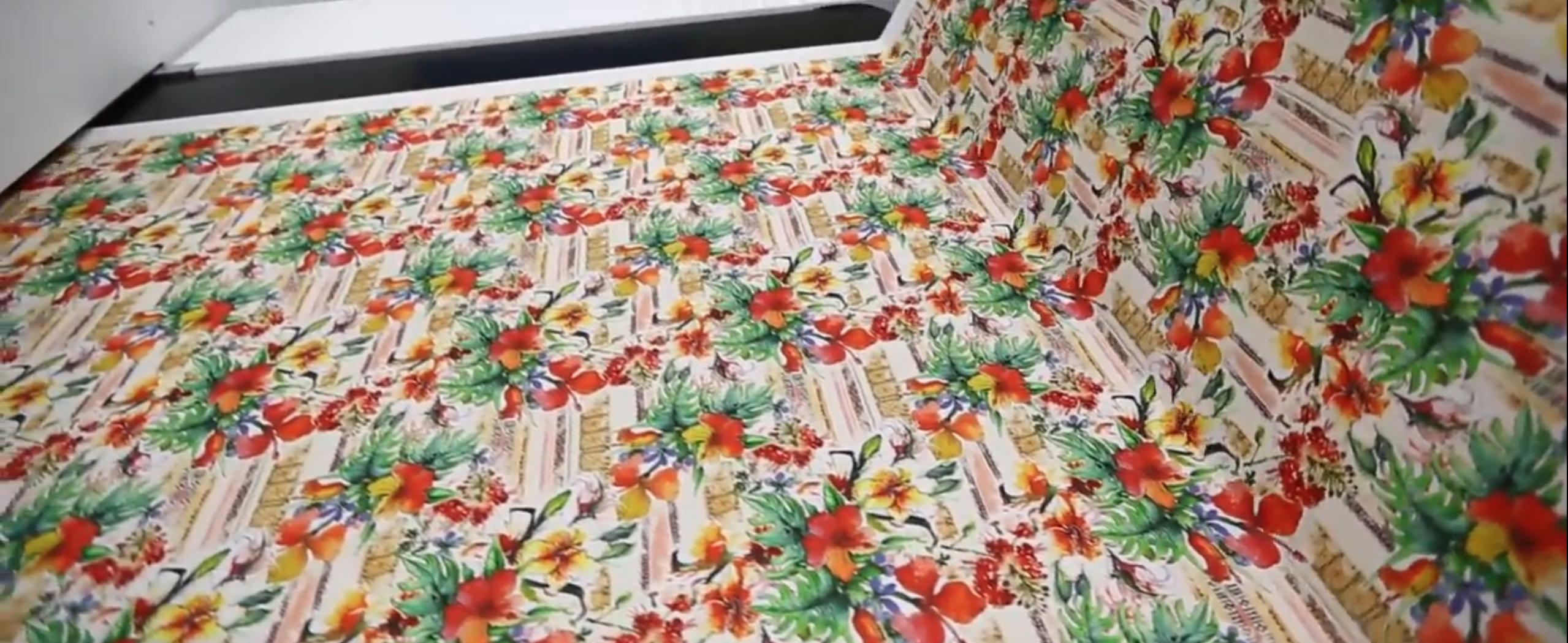 what are requirements for digital textile printing?